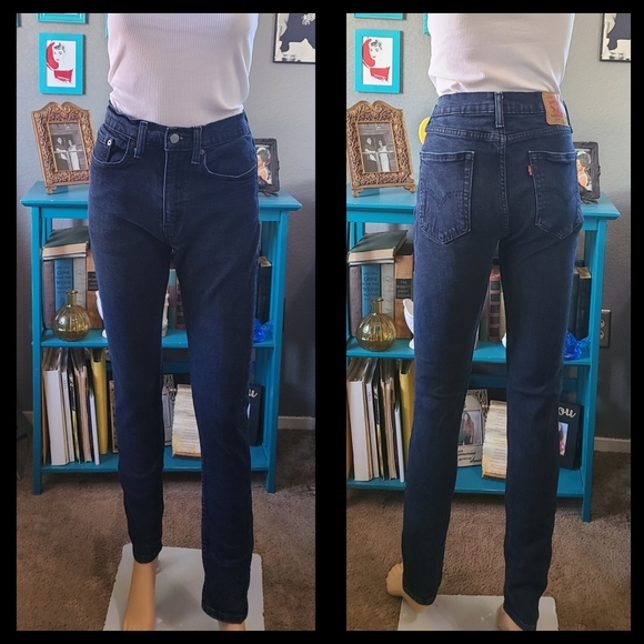 519 Levi's Highrise Jeans